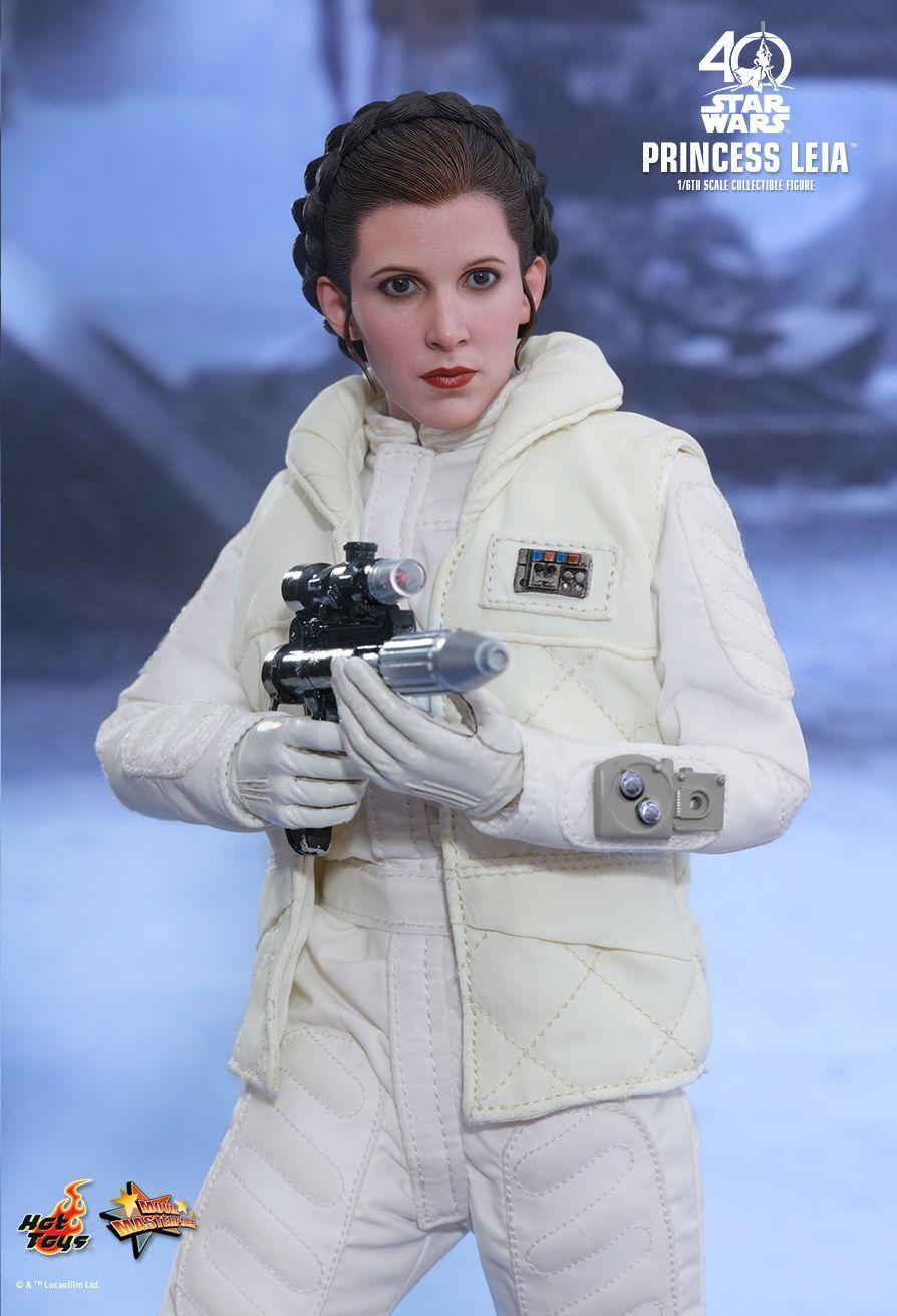 Hot Toys 16 MMS423 Guerra De Las Galaxias Episodio V 5 El Imperio Contraataca La Princesa Leia