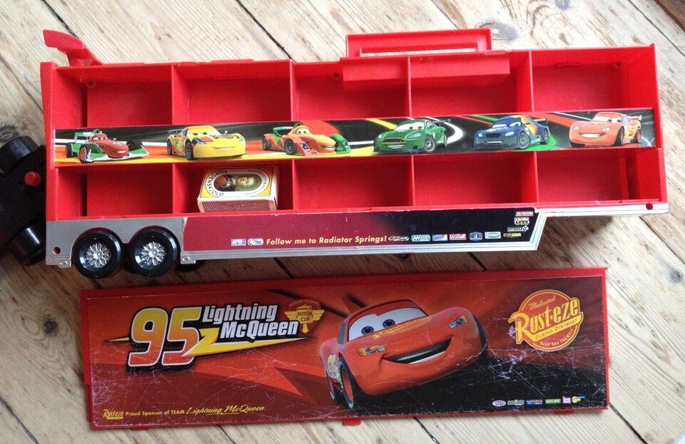 Velsete Andet legetøj, Mcqueen lastbil, – dba.dk – Køb og Salg af Nyt og Brugt KN-09