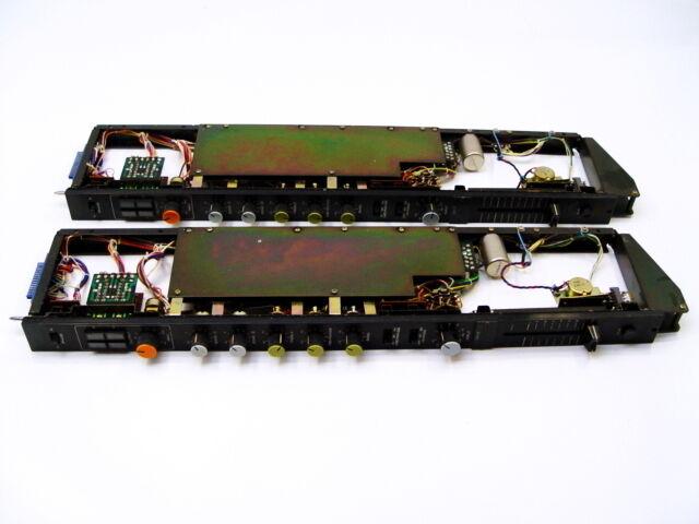 Lot of 2 Yamaha PM1000 Mic Pre Modules