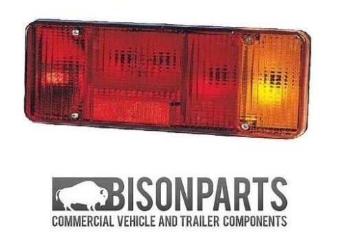 * Iveco Daily Arrière Queue Lumière Lampe Lentille Avec Brouillard catadioptre RH//OS BP90-102