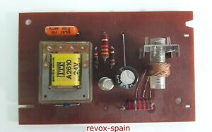 Revox-A77-PLACA-1-077-715-PLACA-ORIGINALES-GOOD-CONDITIONS