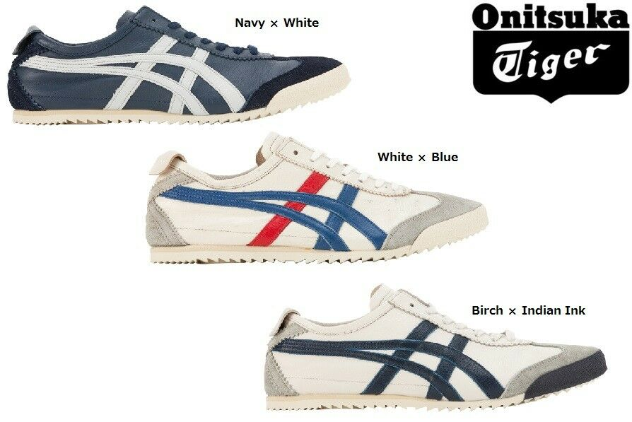 New Onitsuka Tiger MEXICO 66 DELUXE NIPPON MADE TH938L Freeshipping!!