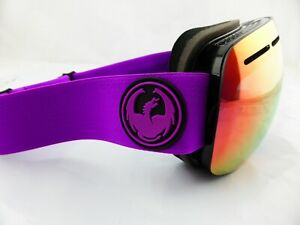 Dragon-X1s-Frameless-Snow-Goggles-Violet-Purple-Ion-Yellow-Red-Ion-Lens