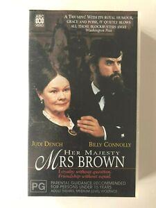 Amazon.com: Her Majesty, Mrs. Brown: Judi Dench, Billy
