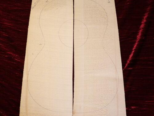 3xGuitar Top  Sound board  2007 3x Luthier Spruce Tone wood Fichte Tonholz