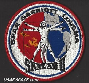 APOLLO 14 LION BROTHERS VINTAGE ORIGINAL NASA Hallmarked CLOTH BACK SPACE PATCH