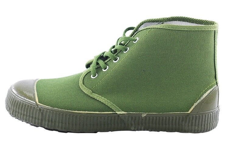 1800C  Chinese TRAINING Army PLA Type Liberation TRAINING Chinese Shoes Boots de3bb6