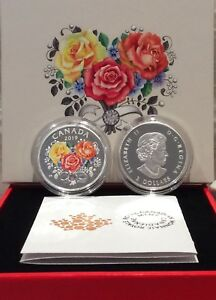 2019 Capricorn Zodiac $5 1//4OZ Pure Silver Proof Canada 27mm Coin with Crystal