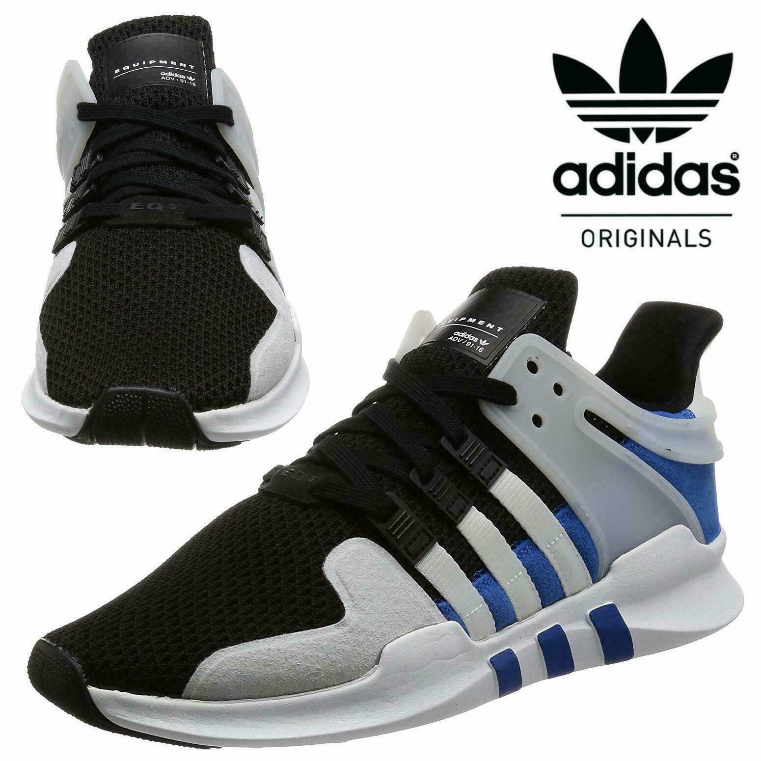 ✅24Hr DELIVERY ✅ADIDAS EUIPMENT EQT ADVANCE MENS RUNNING TRAINERS rrp