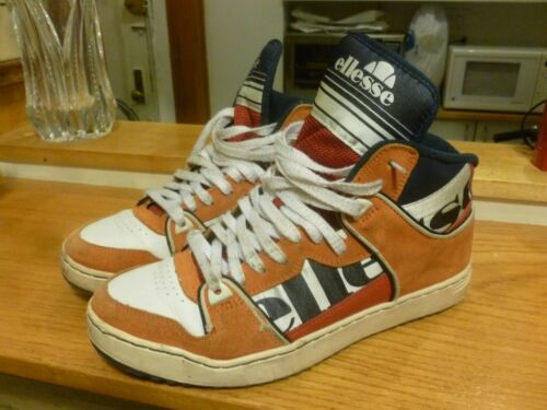 rareTaille 42 Sneakers de années Vintage 80 Totalement collectionSuper Ellesse 90Chaussures I76gybfvY
