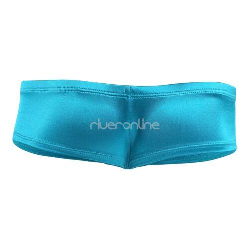 Wetlook Slip Männer Low Rise Unterwäsche Dessous Bikini Brief Unterhose Hotpants