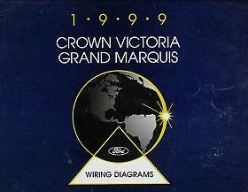 1999 Ford Crown Victoria & Mercury Grand Marquis ...