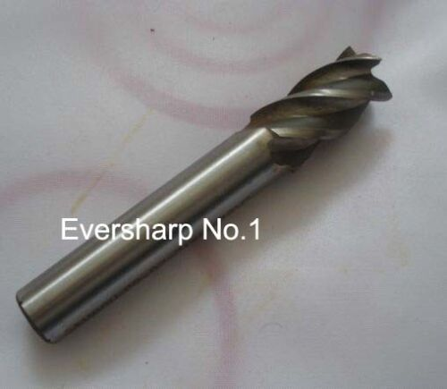 Lot 1pcs HSS 4Flute Endmills Cutting Dia 25mm Length 121mm Hss End Mill Bit