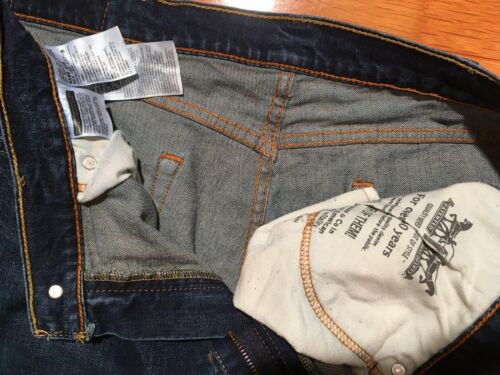 Euc Taille Men's X 505 Droite K5dr01 Coupe 32 38 Jeans Levi's AzqaOg