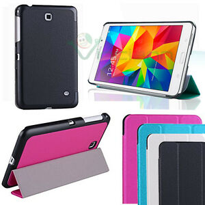 Pellicola-Custodia-smart-cover-stand-colori-per-Samsung-Galaxy-Tab-4-7-T230