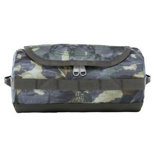 The North Face Base Camp Travel Canister Wash Bag S English Green  1896912d2dfa