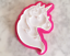 Unicorn-Emoji-Cookie-Cutter-Biscuit-Stamp-DIY-Baking-Ceramics-and-Pottery thumbnail 3