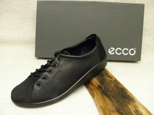 ecco ® reduziert bisher 69,95 €  bequem schwarz gratis Premium-Socken Z69