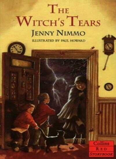 The Witch's Tears (Red Storybook),Jenny Nimmo, Paul Howard