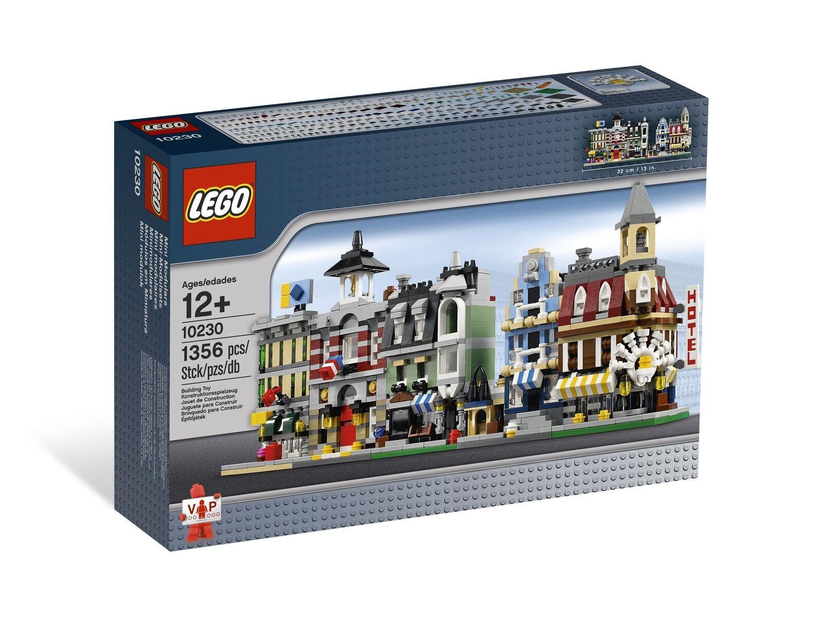 LEGO® EXCLUSIVE 10230 Mini-Modulsets NEU_Mini Modulars NEW MISB