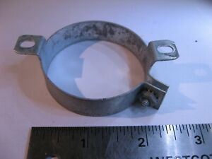Capacitor-Mounting-Clamp-2-034-Diameter-Round-Bracket-USED-Qty-1