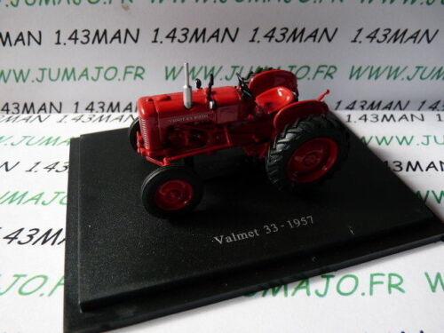 TR73W Tracteur 1//43 universal Hobbies n° 144 VALMET 33 1957