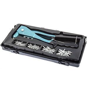 Nieten-Zange-Satz-Hand-Nietzange-Blindnietzange-Blindniete-Werkzeug-Popnietzange