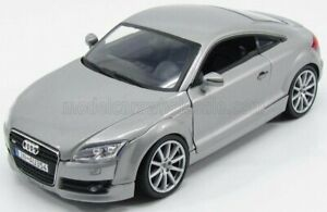 MOTOR-MAX 1/18 AUDI   TT COUPE 2007   SILVER