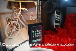 Apple-iPhone-1st-2G-4Gb-4-GB-NUOVO-IMBALLATO-SEALED-RARE