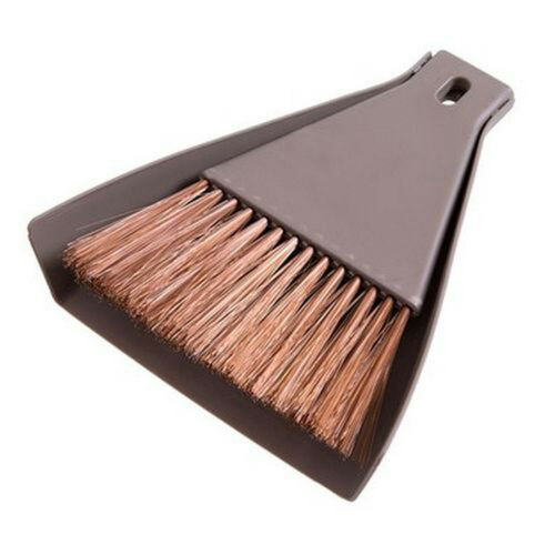 Mini Desktop Broom and Dustpan Set Household Dust Pan and Brush Cleaning Tool s