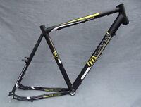 Müsing Twinroad Light Trekkingrad und Crossrad Rahmen schwarzmatt div Größen NEU