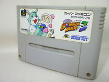 Super Famicom SUPER BOMBERMAN 3 dynablaster Nintendo Cartridge Only sfc