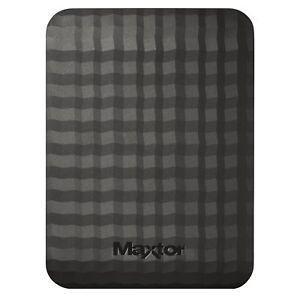 2x-Maxtor-1TB-M3-Laptop-Desktop-USB-3-0-HARD-DISK-ESTERNO-HDD-Nero-1-terabyte