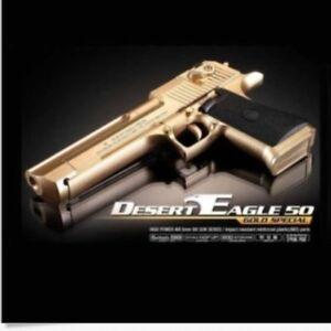 ACADEMY-Special-Airsoft-Pistol-BB-Gun-6mm-Hand-Grips-Desert-Eagle-50-Gold-Toy