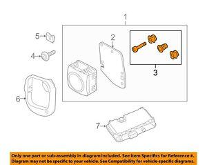 AUDI OEM A6 Quattro Cruise Control System-Distance Sensor Hardware Kit  4H0998561 | eBay | Audi Cruise Control Diagram |  | eBay