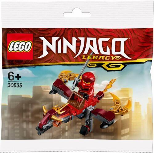 LEGO Ninjago Kai/'s Fire Flight Polybag Set 30535