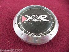 XXR Wheels Silver Custom Wheel Center Cap (1 CAP)