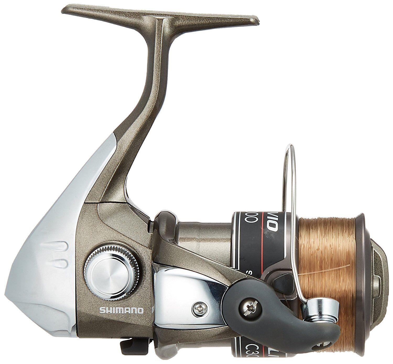 Shimano Alivio C3000 No. 2 With Thread Japanese Fishing Reel F S NEW