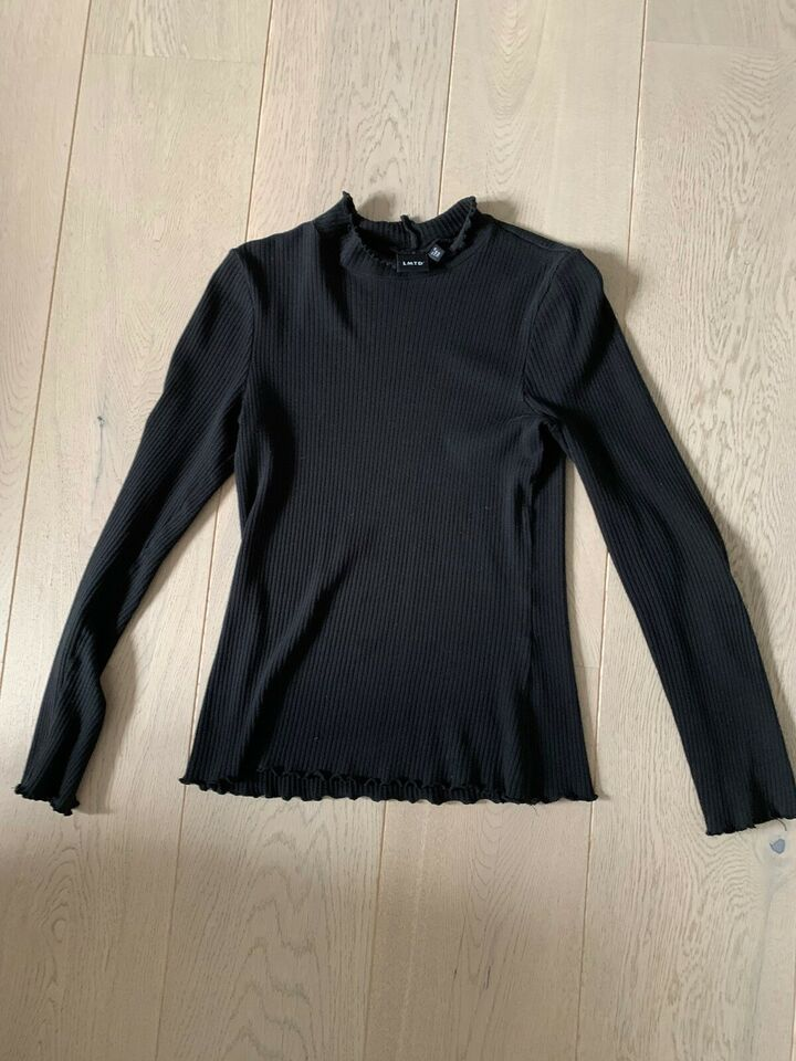 Bluse, Langærmet t-shirt, LMTD