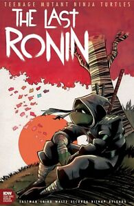 TMNT THE LAST RONIN #3 AOD COLLECTABLES EXCLUSIVE DALEY COVER IDW 2021