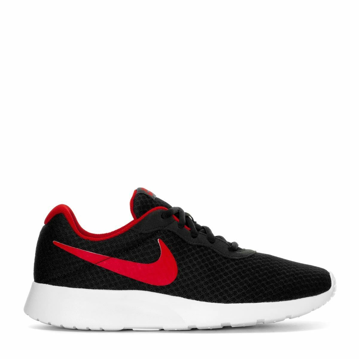 New Nike Tanjun Black Red 812654-007 Running shoes Men