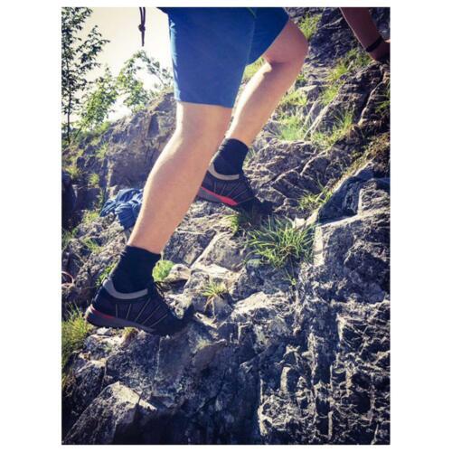Lenz unisex 8.0 Trekking Outdoor Calze SEP Uomo Donna Escursionismo Calze Merino