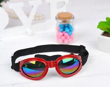 Eye Protect UV Goggles Sunglasses Eyeweare for Pet Dog with Anti-fog Lens 8YO