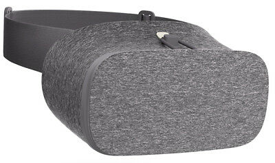 NEW Google Daydream View 2017 2nd Generation GA00204-US VR Headset Charcoal