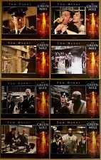 GREEN MILE Stephen King TOM HANKS Michael Clarke Duncan 11x14 LOBBY CARD SET 8
