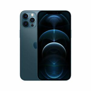 iPhone: Apple iPhone 12 PRO MAX – 256GB – Pazifikblau – 🔥 NEU & OVP 🔥 OHNE VERTRAG