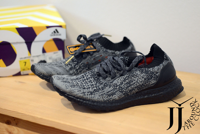 NEW Adidas Men's Ultra Boost Uncaged LTD BB4679 Triple Black size 7 Unisex