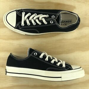 Converse-Chuck-Taylor-70-Ox-First-String-Black-White-144757C-Shoes-Size-5M-7W