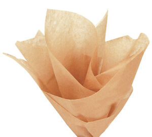 Natural kraft floral waxed tissue paper bouquet wrapping 24x36 x image is loading natural kraft floral waxed tissue paper bouquet wrapping mightylinksfo