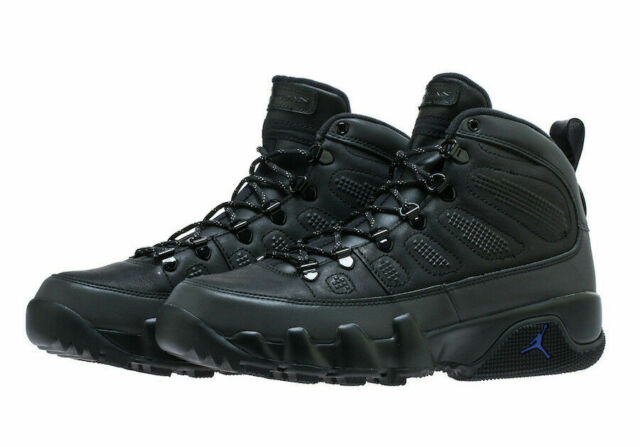 751488cecd61bf Nike Air Jordan Retro IX Space Jam Boot NRG Size 9-9.5 Black Concord AR4491